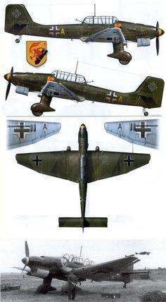 "✠ Junkers Ju 87 ""Stuka"" ✠"