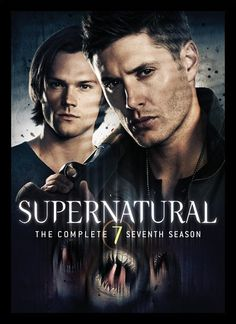 Quadro Poster Series Supernatural 1 - Decor10
