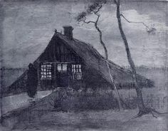 Tabernacle in the heath - Vincent van Gogh