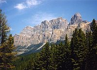 List of mountains of Alberta - Wikipedia, the free encyclopedia