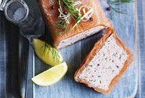 Smoked salmon terrine – Recipes – Slimming World