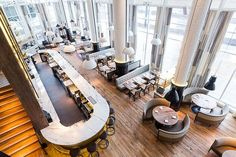 2014 - At his latest Atlanta venture, St. Cecilia, chef-restaurateur Ford Fry is channeling the classic seaside cuisine of the Italian Riviera, offering a ...