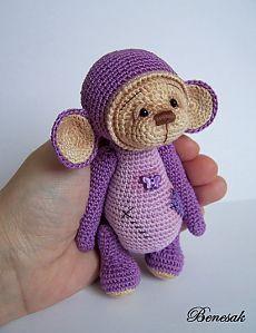 Macaco por Liliana Benesak