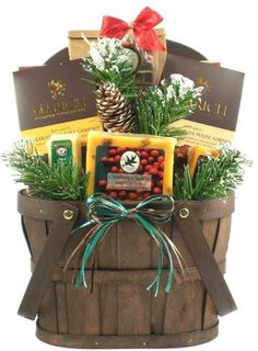 Gluten free cookie mix gift basket gluten soy corn potato free a child is born merry christmas gift basket deluxe for more information visit image negle Gallery
