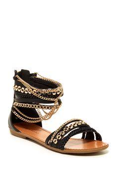 Zigi Soho Outlaw Ankle Strap Sandal by ZiGiny on @nordstrom_rack