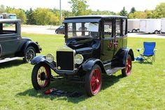 1926 Ford Model T 4 door