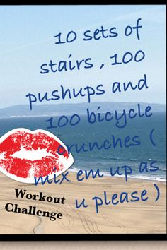 Spring begins today! Are you ready to do this workout challenge?