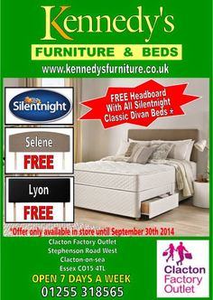 Kennedy's Furniture & Beds at Clacton Factory Outlet on Google+