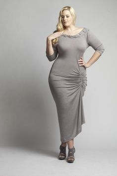 How much do I wish this came in my size. (It is a plus-size designer, just not an extended-plus size designer.)