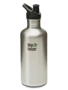 1200 ml Klean Kanteen® Classic Trinkflasche mit Sport...