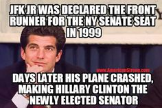 Another VERY suspicious Clinton death....a death which benefited their political careers and kept them controversy free.
