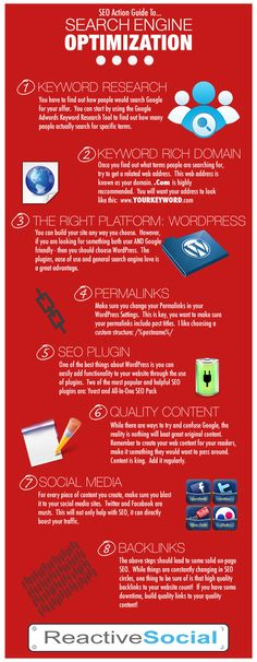 #SEO in action by @reactivesocial (Computer Tech Technology)