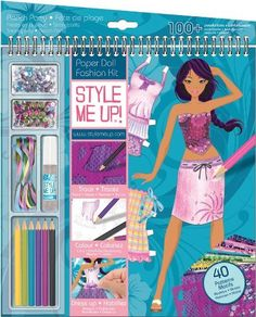 Picture Of Style Me Up Ready To Wear Paper Doll Fashon