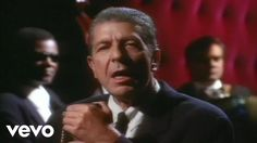 Leonard Cohen - Dance Me to the End of Love (Great musicians depart... to leave us with idiotic pop singers who can't even write anything that is not about sex. It's sad that love's role in music was regressed to the physical aspects of it.)