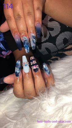summer nails acrylic nails nails winter prom nails nails fall nails spring coffin nails gel nails natural nails short na Cute Acrylic Nails, Acrylic Nail Designs, Nail Art Designs, Gel Nails, Nails Design, Coffin Nails, Matte Nails, Prom Nails, Bling Nails