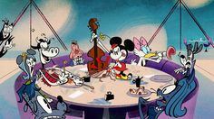 Minnie Mouse Short: No Reservations