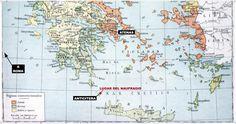 Resultado de imagen de naufragio de Anticitera