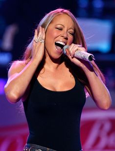 Mariah. One of the best singers of all time