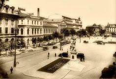 Bucuresti - Universitatea - 1929