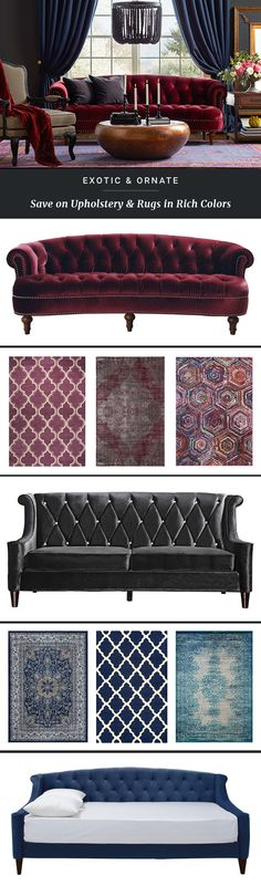 Should you enjoy home decorating you'll will enjoy our site! Formal Living Rooms, My Living Room, Living Room Decor, Classic Furniture, Cool Furniture, Furniture Design, Upholstered Furniture, Joss And Main, Home Decor Inspiration