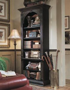 """Longfellow"" book case from Victorian Trading Co."