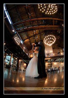 Wedding at Mile High Station,  Denver, Colorado www.afinephotographer.com Julie Kemerling