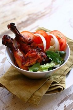 Tandoori Chicken | Easy Asian Recipes at RasaMalaysia.com