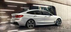 Der erste BMW 6er Gran Turismo.