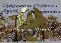 ANGEL MIO   ENGASTE DE OPALINA