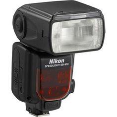 GREAT FOR NIGHT PHOTOGRAPHY |  Nikon SB-910 TTL AF Shoe Mount Speedlight Flash | Adorama.com