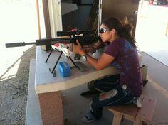 Michelle Viscusi (Team glock, Top Shot)
