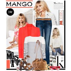 """Fashion in Motion with MANGO & Kate Moss"""