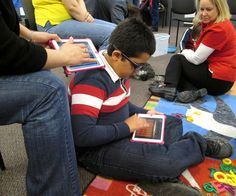 iPads Brighten Lives of Teens With Autism
