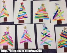projects christmas for kids - projects christmas - projects christmas for kids - cricut christmas projects - christmas sewing projects - christmas art projects for kids - christmas art projects - diy christmas projects - christmas crafts diy projects Christmas Paper Crafts, Paper Crafts For Kids, Noel Christmas, Christmas Activities, Christmas Projects, Simple Christmas, Holiday Crafts, Craft Kids, Kids Christmas Cards