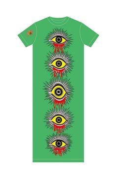 Keiichi Tanaami Keiichi Tanaami, Psychedelic, Wednesday, Contemporary Art, Illustrations, Outfits, Fashion, Moda, Fashion Styles