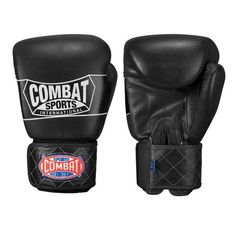 Combat Sports Muay Thai Style Sparring Gloves