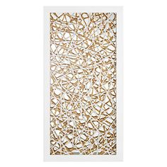 "Gilded Reflection | Dimensional | Art by Type | Art | Z Gallerie - $47.5""Wx24""H - $349.95"