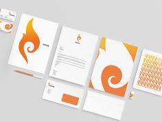 Hotear by Adrian Pietrzak #branding