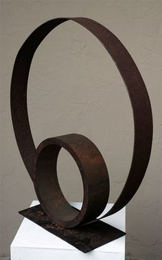 Sold Sculptures ( Scroll down for all pieces ) - jeff-owen Metal Art Sculpture, Small Sculptures, Metal Projects, Selling Art, Yard Art, Wood Turning, Blacksmithing, Welding, Driftwood