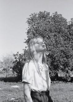 Venetia Scott for Margaret Howell S/S 2009