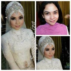 moslembride #hijab #wedding