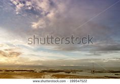 French destination Arcachon Bay and low tide by MilaCroft, via Shutterstock