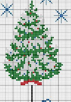 Alors voilà le 4ème objectif à broder pour le noeud de Noël... J'espère que vous êtes toujours dans les temps? Je dois avouer que je suis un peu déçue, vu le nombre d'inscrites qu'il y avait au démarrage de ce SAL, je n'ai pas beaucoup de retours concernant...