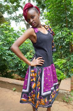 Hold Mama Africa – DRESS 2