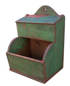 Double Wall Box circa 1800