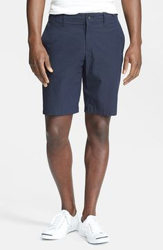 Navy Shorts by Rag and Bone. Buy for $255 from Nordstrom