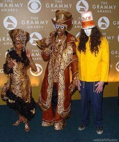 Bootsy Collins and Buckethead