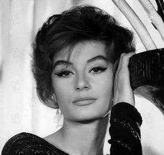 Anouk Aimée - 30 of the Most Beautiful and Famous French Actresses