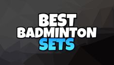 Best Badminton Sets Badminton Set, Badminton Racket, At Home Workout Plan, At Home Workouts, New Things To Learn, Cool Things To Buy, Space Tattoos, Owl Tattoos, Fish Tattoos