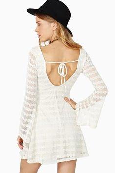 Sonnet Lace Dress